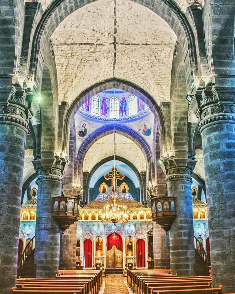 Al Zaitoona Church - Old Damascus